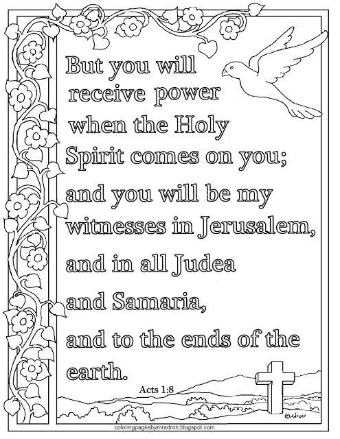 Pin On Christian Coloring Pages Nt