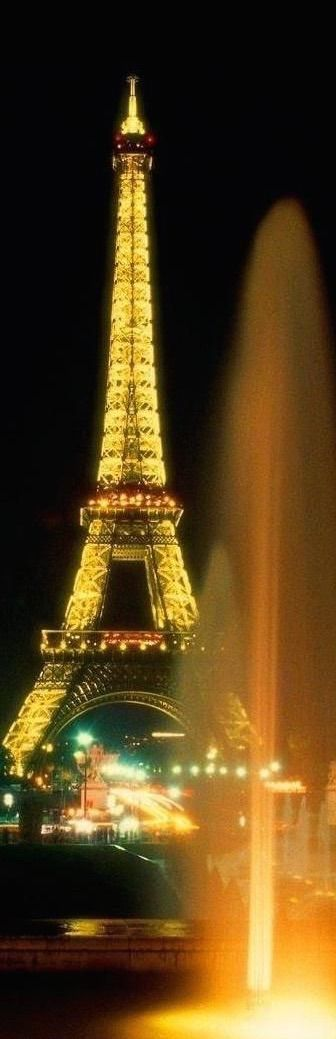 Eiffel Tower at Christmas