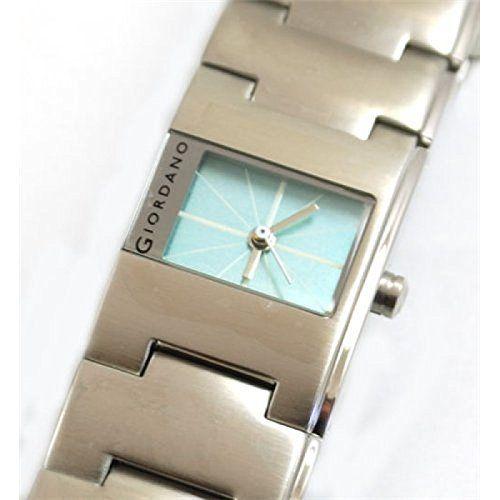 GIORDANO - 2039-3 Damenuhr mit Stahlarmband - http://uhr.haus/giordano/giordano-2039-3-damenuhr-mit-stahlarmband