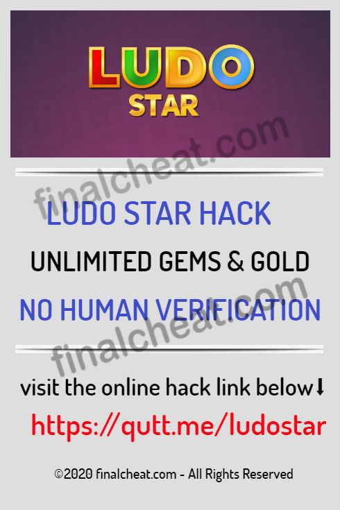 Ludo Star Unlimited Gold Gems Generator No Survey In 2020 Free
