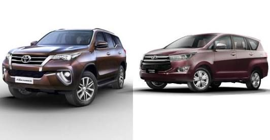 Toyota To Launch Its Bs6 Compliant Toyota Fortuner Soon New Upcoming Cars Upcoming Cars Toyota Innova