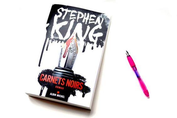 La Minute d'Emy - Carnets noirs Stephen KING
