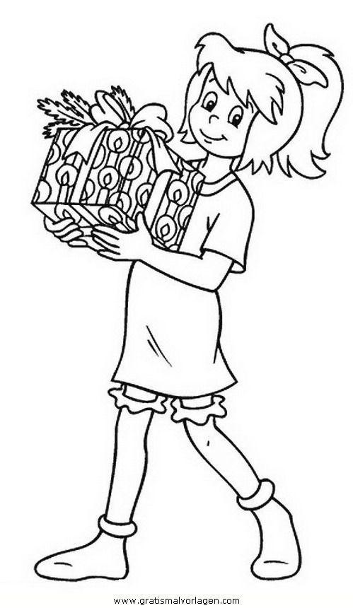 Gratis Malvorlage Bibi Blocksberg 06 In Bibi Blocksberg Comic Trickfilmfigure