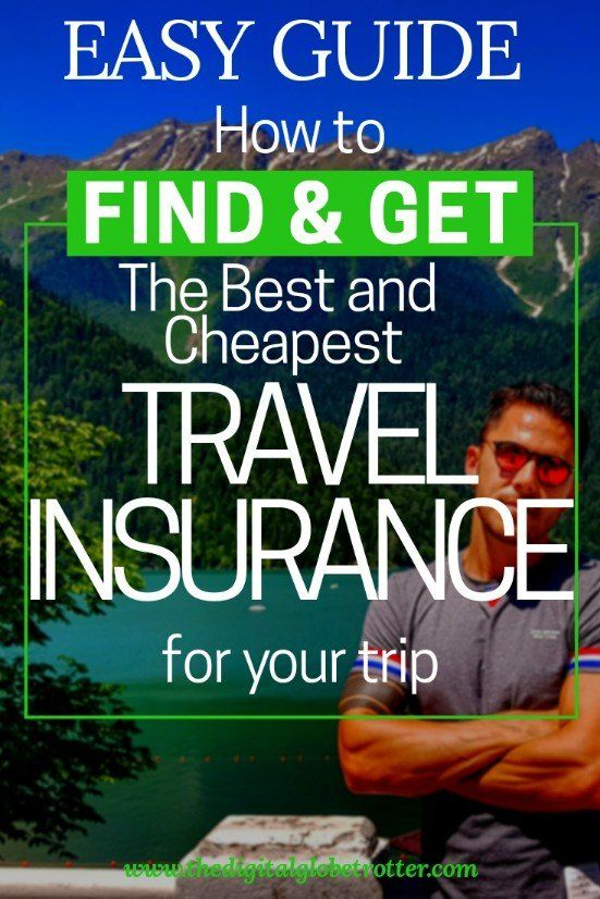 How To Find The Best Insurance For Your Travels Cheap Travel