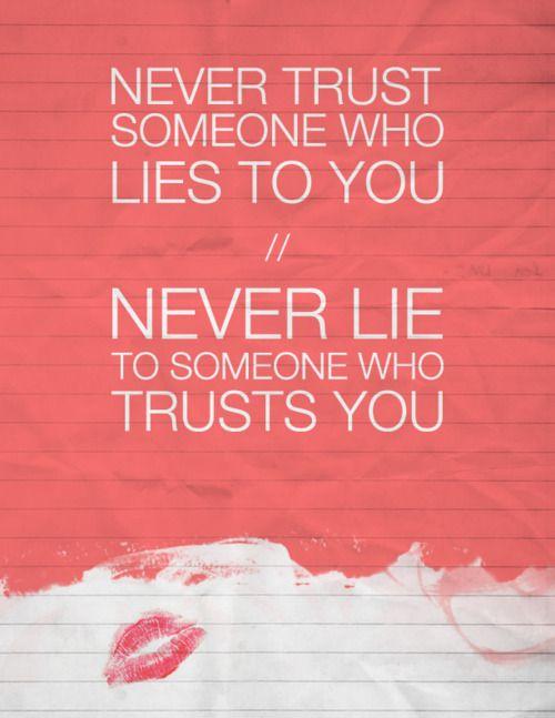 words of advice.