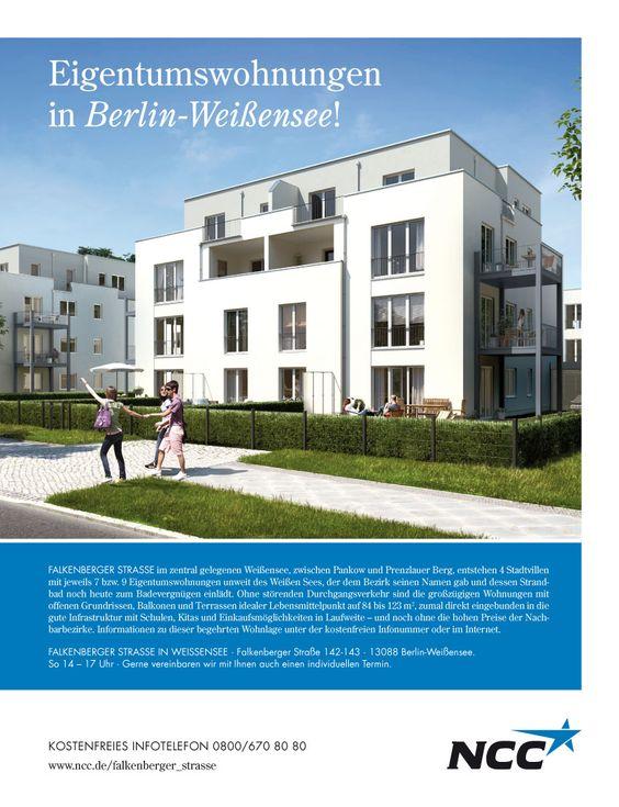 NCC - Eigentumswohnungen in Berlin-Weißensee - http://www.exklusiv-immobilien-berlin.de/aktuelle-bauprojekte-berlin/ncc-eigentumswohnungen-berlin-weissensee/006026/