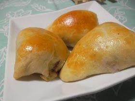 Receitas Culinárias: ESFIHA SÍRIA