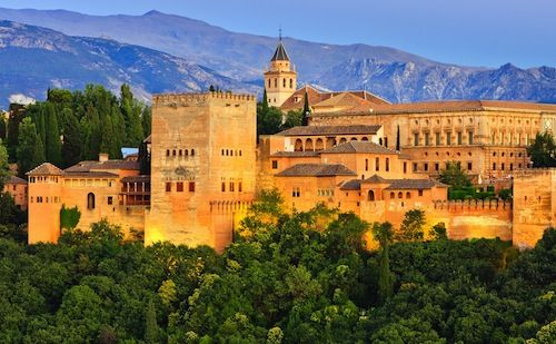 beautiful place in spain - Google Search