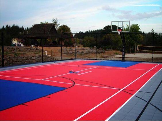 Flex Court Athletics Athletic Sports Flooring