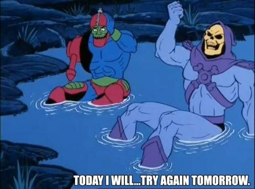 Daily Wisdom and Affirmations from Skeletor