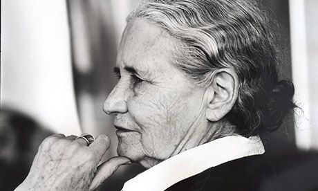 My hero: Doris Lessing by Margaret Drabble