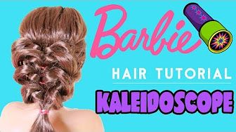 DIY - How to restyle a doll / Burlesque Hairstyle [ Barbie ] ITA - YouTube