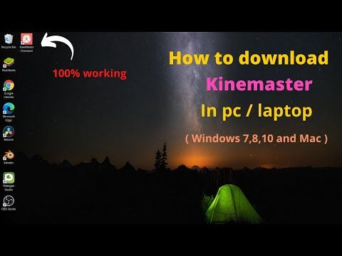 How To Install Kinemaster For Pc Windows 7 8 10 Kinemaster For Pc Kinemaster For Windows Mac Youtube In 2020 Laptop Windows Windows Mac Background windows 10 menjadi hitam