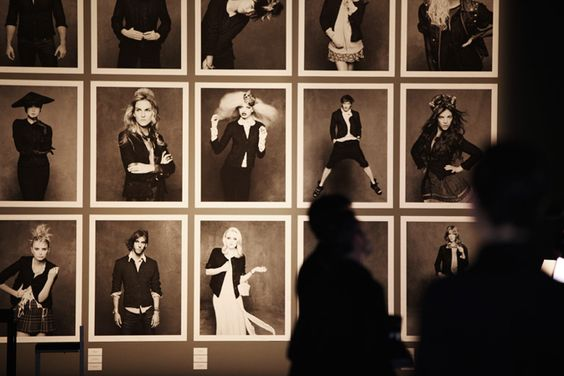 Chanel's Little Black Jacket exhibition in NY