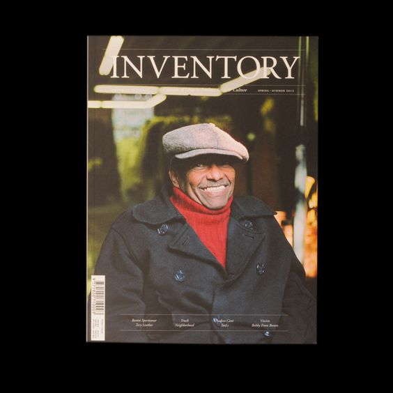 UNIONMADE - Bookshop - INVENTORY: ISSUE 6: SPRING SUMMER 2012