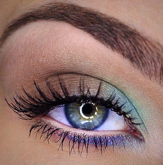 Outstanding Eye Makeup For Blue Eyes Over 50 View Produkty Do Makijazu Wlosy I Makijaz Wiosenny Makijaz