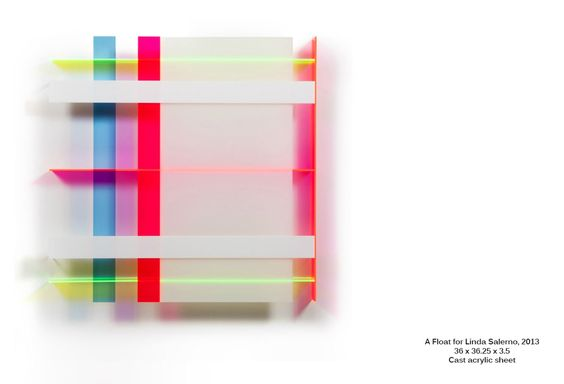 Geometric Colors: New Floats by Christian Haub. | Design Is This