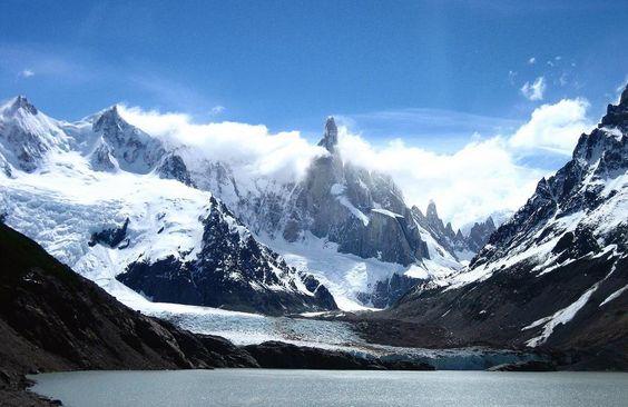 Cerro Torre, Argentine