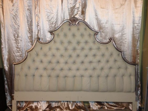 King Headboard Headboards And King On Pinterest