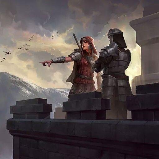 Tower Guard Elder Scrolls Art Fantasy Artwork Fantasy Inspiration