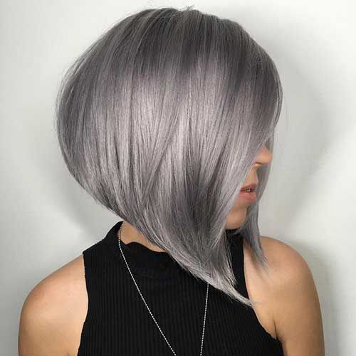Najpiekniejsze Fryzury Long I Midi Bob Ciecia Ktore Odejma Ci Lat Haarschnitt Kurzhaarfrisuren Haarfarben