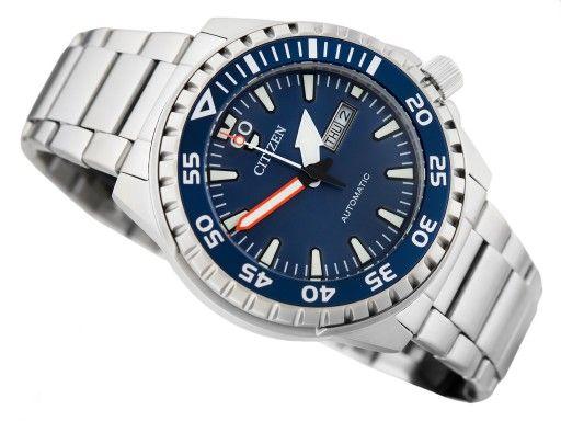 Meski Zegarek Citizen Nh8389 88l Automatyczny Data 7223545321 Oficjalne Archiwum Allegro Omega Watch