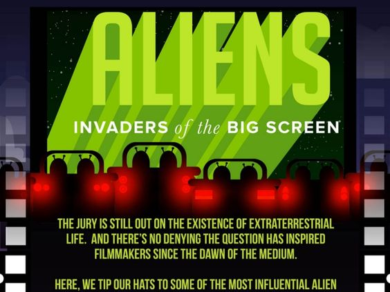 20 Iconic Aliens That Transformed Hollywood