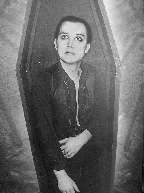 Dave Vanian (The Damned)