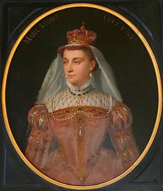Mary, Queen Of Scots (8 December 1542