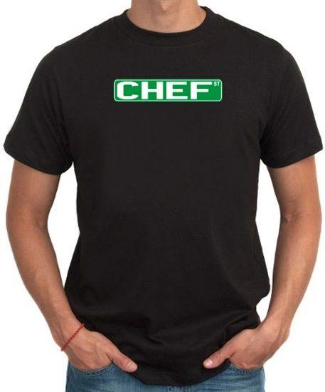Chef St T-Shirt