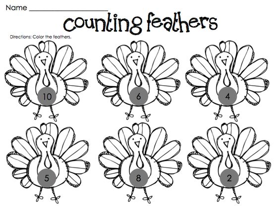 thanksgiving art projects for preschoolers – Kindergarten Thanksgiving Worksheets Printables