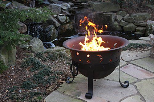 Cast Iron Fire Pit Reviews Of The Top 10 Heavy Duty Cast Iron Fire Pits Heavydutyfirepit Castiron Castironf Cast Iron Fire Pit Iron Fire Pit Cool Fire Pits Cast iron fire pit bowl