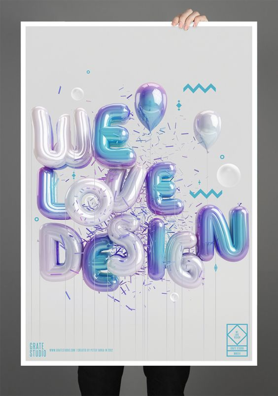 Summer presents a great opportunity for you to add some fun and fresh projects to your graphic design portfolio. Here are 6 design portfolio projects!