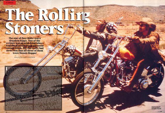 "Neon Magazine: ""Flashback 1969: Easy Rider"" (1)"