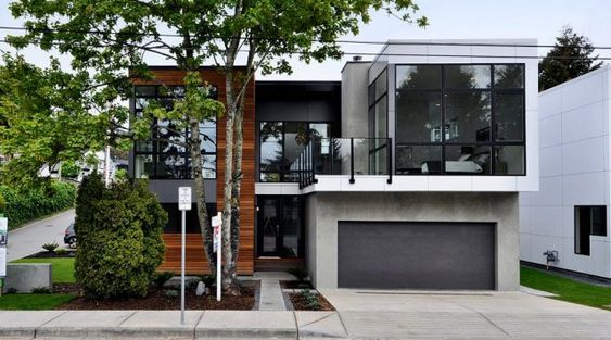 Ontario design and car garage on pinterest for Prefab garage ontario