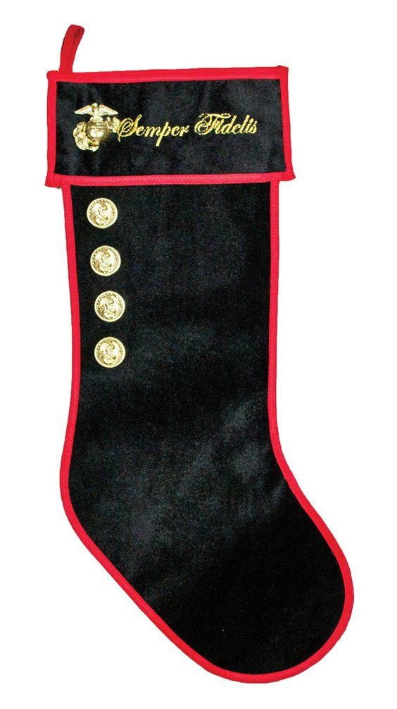 Navy Stocking 14