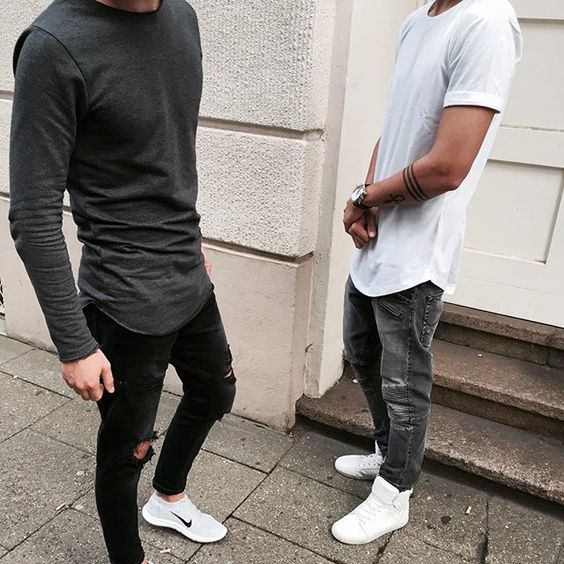 Urban menswear essentials | dope oversized shirts to pimp your outfit. check out the latest ...