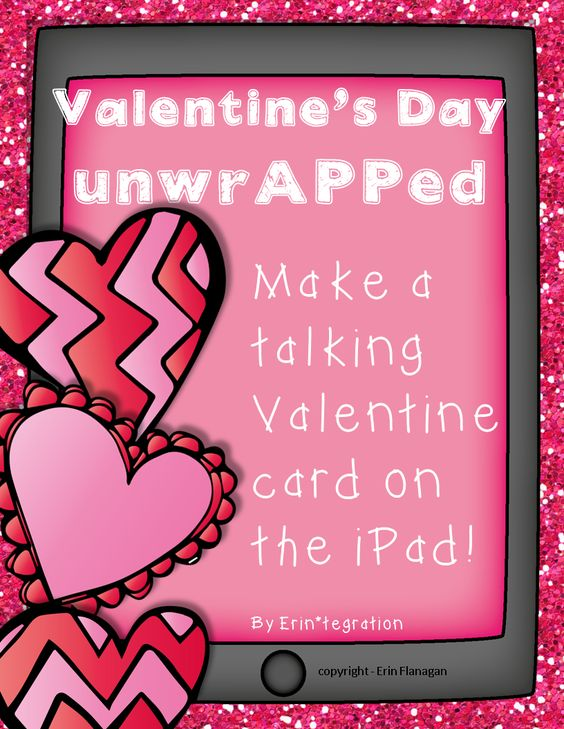 Project on The project and Valentine cards – Talking Valentine Cards