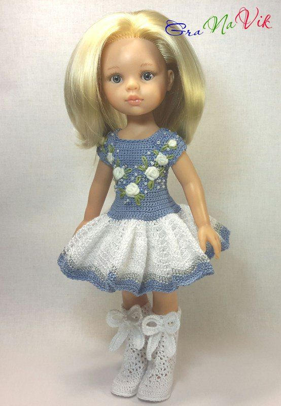Фотографии KasatkaDollsFashions - вязаная одежда для кукол – 37 альбомов