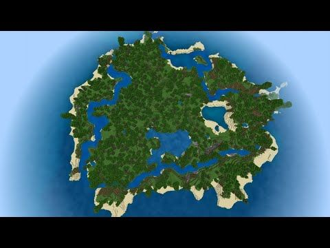 1 Minecraft Island Seed Bedrock Edition Youtube Minecraft Seed Minecraft Minecraft Wallpaper