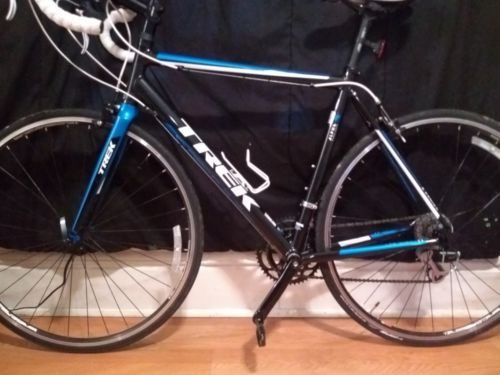 Trek 1 1 Road Bike Men S 56cm Alpha 100 One Series Roadbike Bici