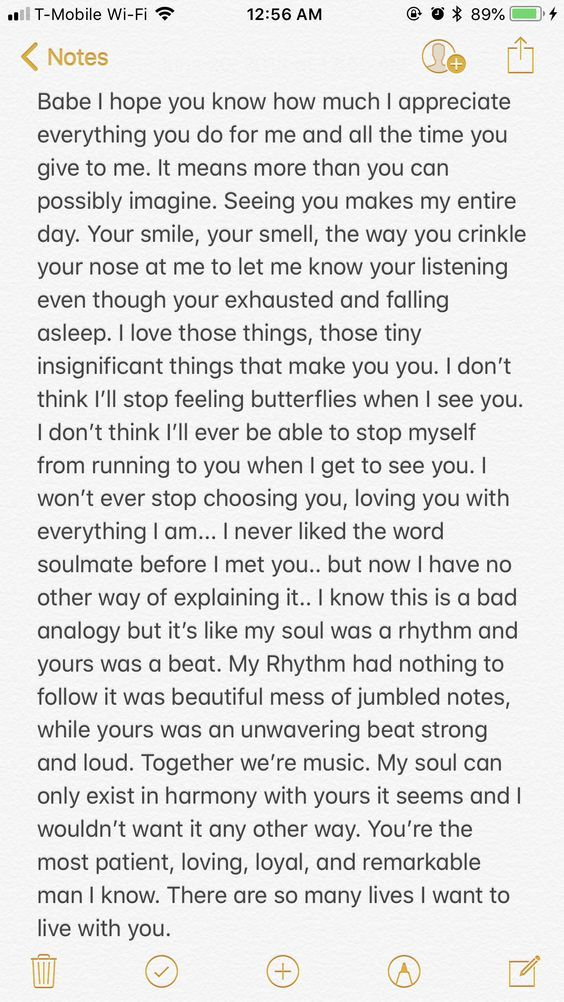 Sweetest Letter To Your Boyfriend from i.pinimg.com