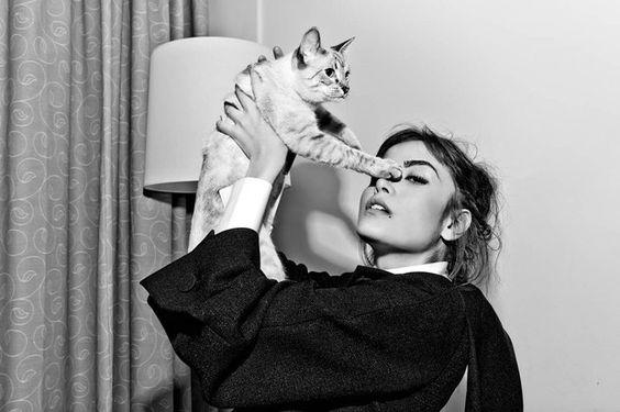 Maria Casadevall na TOP Magazine (Foto: Rogério Mesquita/ TOP Magazine)