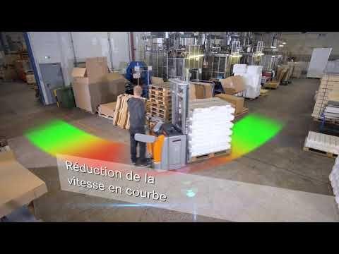 Reduction Automatique De La Vitesse En Courbe Systeme Curve Speed Control De Still