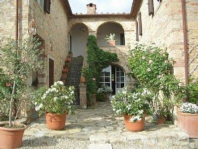 Beautiful vacation rental in Tuscany