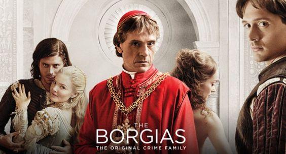 Les Borgias saison 3: fidèle au genre
