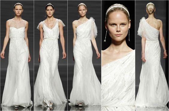 Tendencias 2014: Vestidos de noche para novia: Wedding, Things To, Dresses, Night, Bride, To Buy, Noche Para, 2014 Dresses