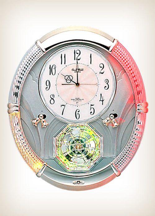 Amazing Carina Rhythm Clock 4mh785wd18 Wall Of Clocks Unusual Clocks Rhythm Clocks Clock