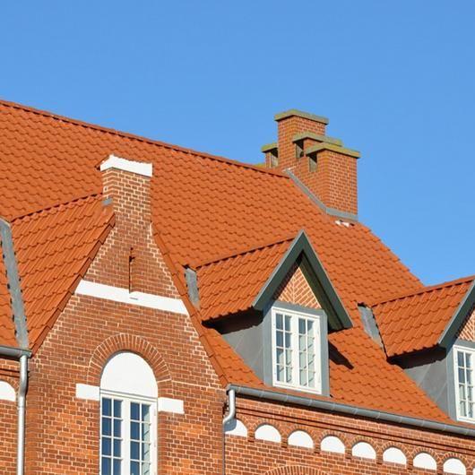 Roof Tiles Hojslev From Randers Tegl Roof Tiles Cool Roof Roofing