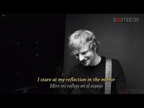 Ed Sheeran Who You Are Sub Español Lyrics Youtube Letras De Ed Sheeran Frases De Letras De Canciones Frases De Adele